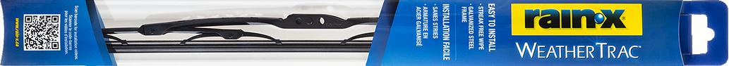 Rain-X® WeatherTrac®  Wiper Blades
